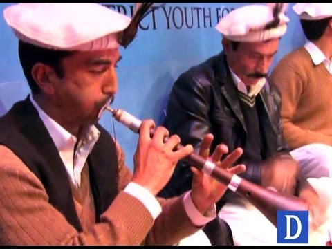 Chitral Cultural Show in Peshawar