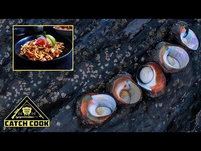 Alikreukel Linguine [Catch Clean Cook] Port Elizabeth