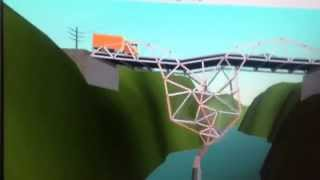 West Point Bridge Design 2014 Hilarious Bridge