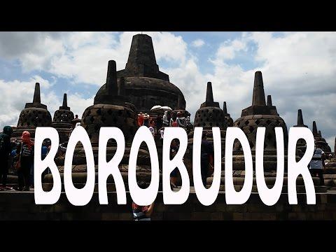 My trip my Traveling tahun baru 2016 ke candi Borobudur