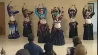 Fat Chance Belly Dance: Tribal Basics Vol 5 - Cues and Trans