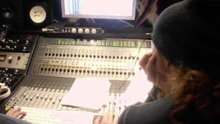 Megadeth at Vic's Garage - Studio Update #10 February 2013