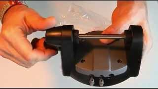raymarine a50 a57 a70 montage beugel quick release bracket r62161 unboxing