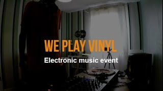 We Play Vinyl - Saison 3 - Live set
