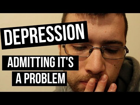 Suffering From Depression & Admitting It's a Problem