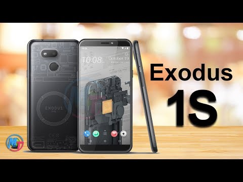 HTC Exodus 1s FirsLook,Specs,Price & Features!!!