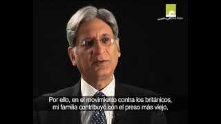 9. Aitzaz Ahsan [English with Spanish Subtitles]  [الإنجليزية بالعناوين الجانبية بالإسبانية]