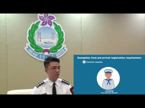 New rule for Indians Hong Kong Pre Registration Interview with Hong KongImmigration Officials