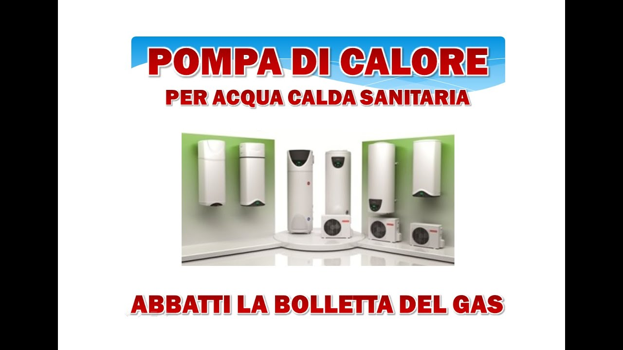 Sme energia pompa di calore acqua calda sanitaria youtube for Serbatoio di acqua calda in plastica