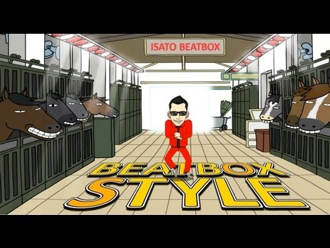 How To Beatbox Psy - Gangnam Style (강남스타일) Beatbox Tutorial By Isato