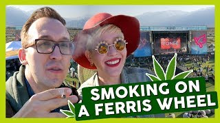 A WEED-THEMED MUSIC FESTIVAL (Kind Music Festival 2019) thumbnail