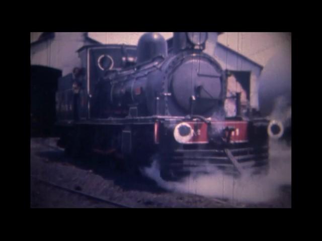CLAUDIO ESPINOSA en la YATAY en LYNCH 1983 - Película de OSCAR GARRO