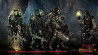 Iratus: Lord of the Dead DEMO - Darkest Dungeon OD TYŁU?!