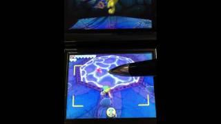 Legend of Zelda Phantom Hourglass - How to draw a figure 8 hourglass for Bellum