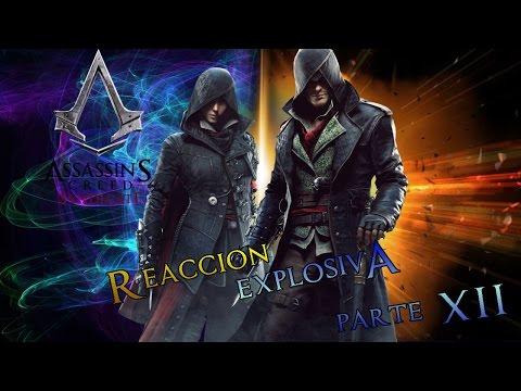 Reacción explosiva!! (Assassin's Creed Syndicate gameplay español parte 12)