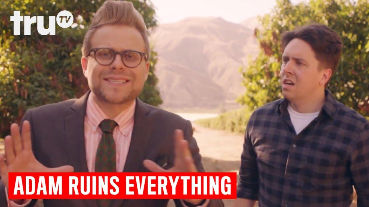 Adam Ruins Everything Christmas.Even Avocados Aren T Safe From Adam Ruins Everything