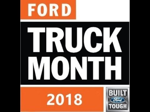ford truck month  youtube