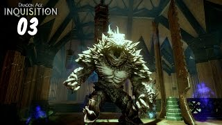 Dragon Age: Inquisition Walkthrough Part 3, Gameplay Xbox 360 - Let