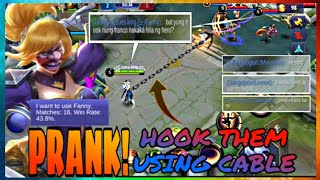 Fanny Prank Episode 2 | Noob/Newbie Fanny Prank in rank game