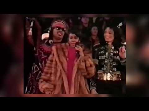 MUST SEE: We are the world, live performance at Clinton Gala (1992)