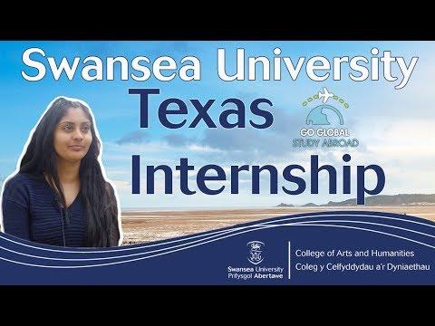 Texas Internship Student 2017