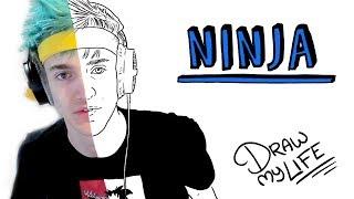 NINJA | Draw My Life ¿El mejor jugador de Fortnite del mundo?
