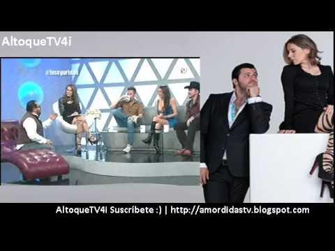 AMORDIDAS con Silvia Olmedo : Hombres Inseguros 14  10042014