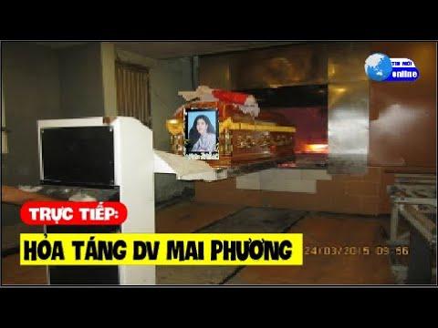 🔴TRỰC TIẾP: Lễ hỏa tang thi thể Mai Phương ở Bình Hưng Hòa
