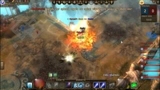 Drakensang Online PvP arena - Mage