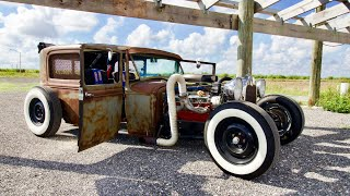 Having Fun With A 1930 RATROD - Generation Oldschool
