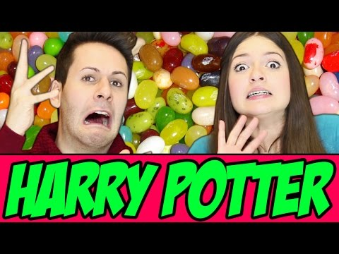 CARAMELLE GUSTO VOMITO - Harry Potter Challenge