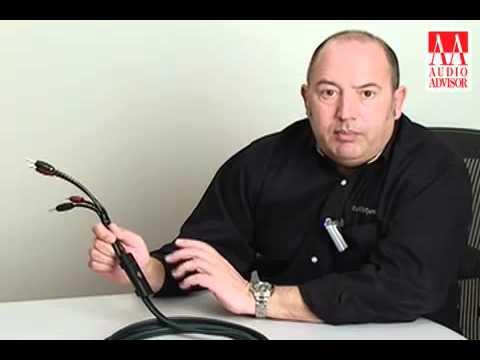 AudioQuest Rocket 88 Speaker Cable - www saigonhd com - YouTube