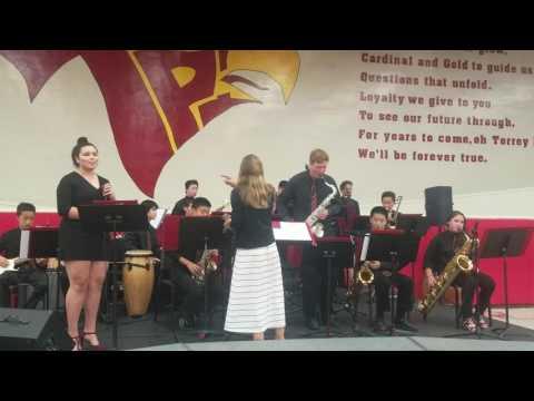 Sofia Nocito & TPHS Jazz Band