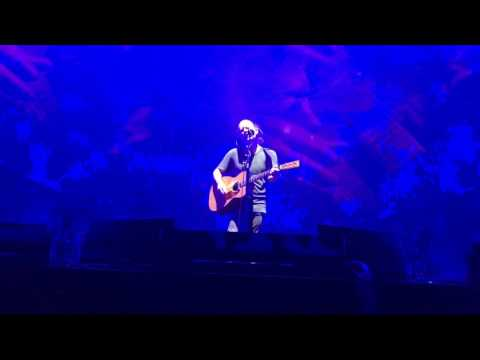 Radiohead - Give Up The Ghost (Kansas City, MO April 5th, 2017)
