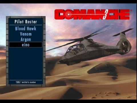 PC Longplay [730] Comanche 3