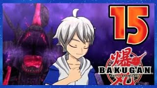 Bakugan Battle Brawlers Walkthrough Part 15 - Ending (X360, PS3, Wii, PS2) 【 AQUOS 】 [HD]
