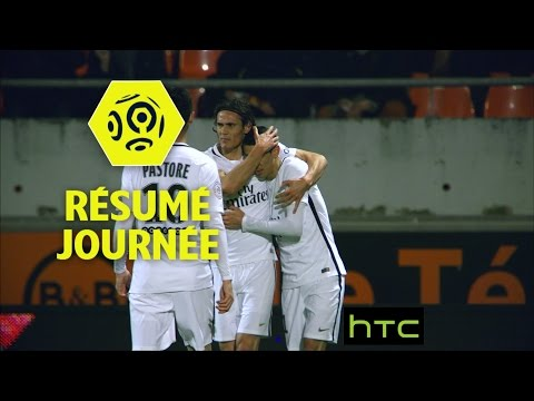 Résumé de la 29ème journée - Ligue 1 / 2016-17
