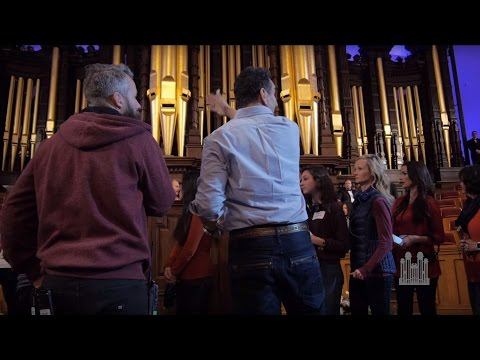 Behind-the-Scenes: People of the #Hallelujah Virtual Choir - Mormon Tabernacle Choir