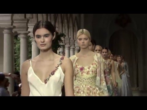 Luisa Beccaria Spring-Summer 2015 Fashion Show Full