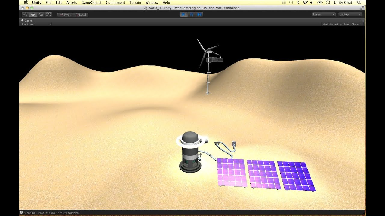 Unity RTS - Rotating Camera with Mouse