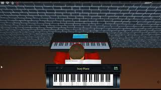 Roundabout - Fragile by: Yes on a ROBLOX piano.