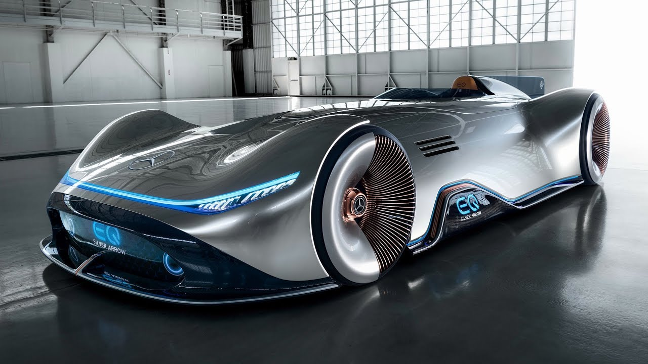 7 Future Concept Cars Unveiled