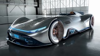 10 Future Concept Cars YOU MUST SEE