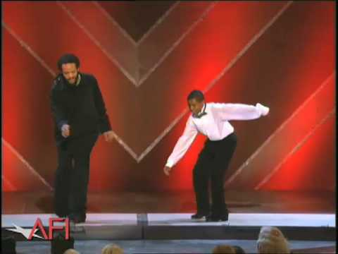 A Tapdance Tribute To Tom Hanks By Savion Glover