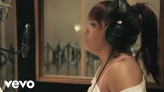 Amel Bent - Recording Studio