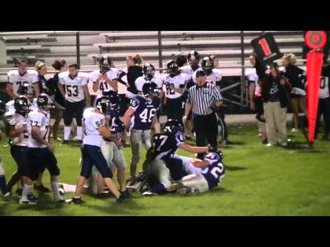 Zack Payne Football Highlights 2011 Season