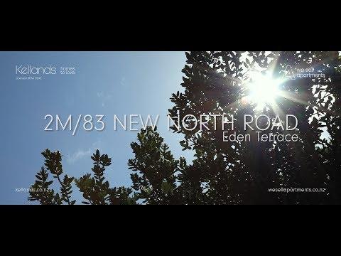2M/83 New North Road, Eden Terrace, Auckland