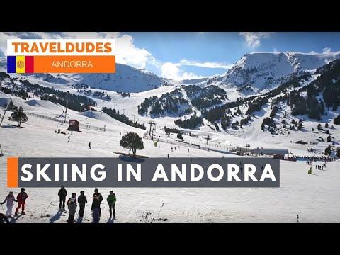 The best of the awesome ski resort GRANDVALIRA in ANDORRA