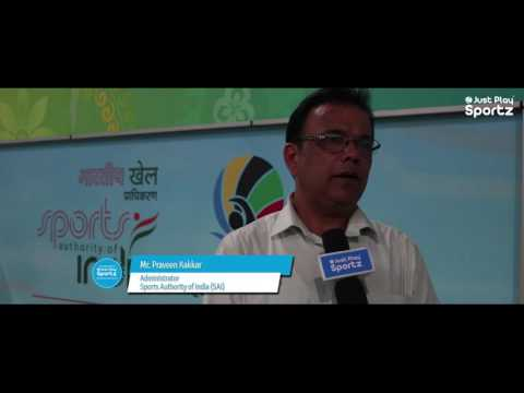 Qualifying in Olympics is our vision - Mr. Praveen Kakkar, Administrator (SAI)