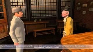 Sherlock Holmes: Nemesis Walkthrough part 10